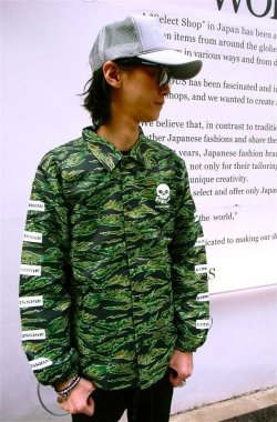 画像1: 67 SQUARE SKUL CORCH JACKET (TIGER)
